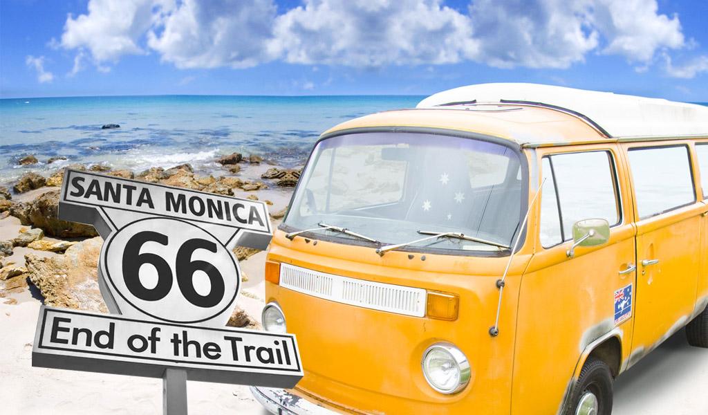 Stati Uniti, viaggio sulla Route 66 in West Coast