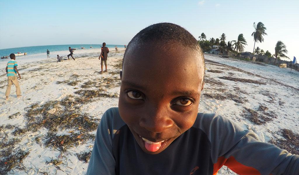 cosa regalare ai bambini di Zanzibar
