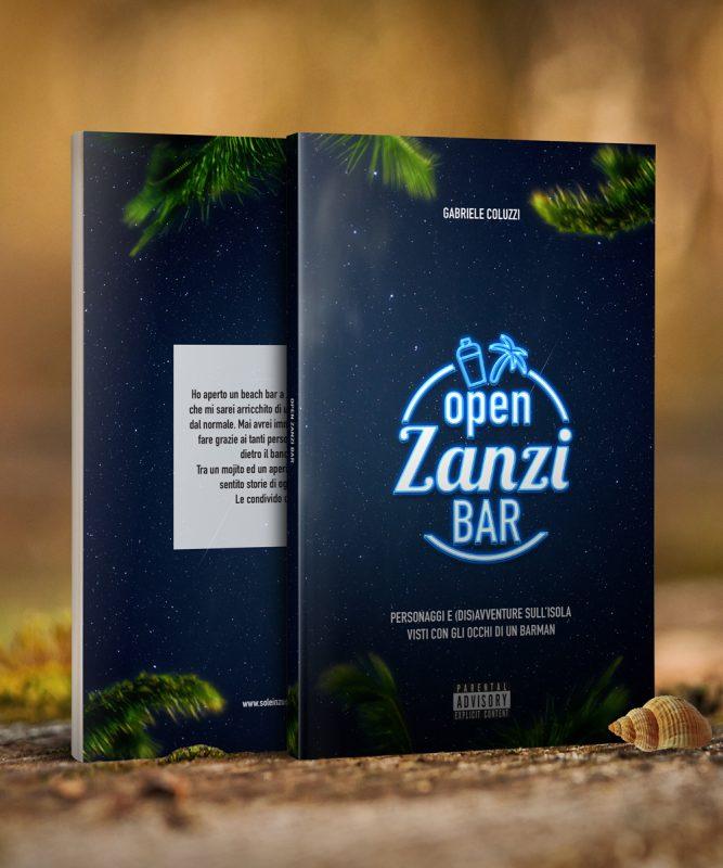 Il mio libro sulle (dis)avventure dal beach bar di Zanzibar