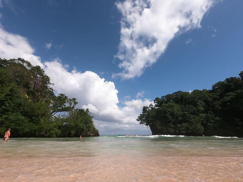 il Frenchman's Cove è uno dei punti da visitare in Port Antonio
