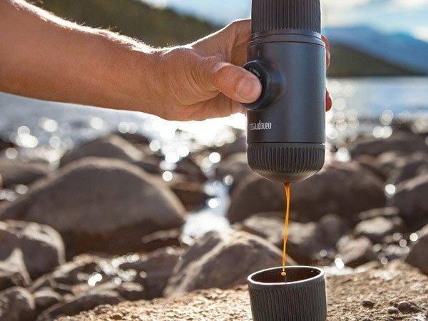 caffè espresso in viaggio