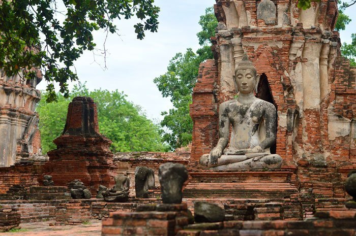 Cosa visitare ad Ayutthaya